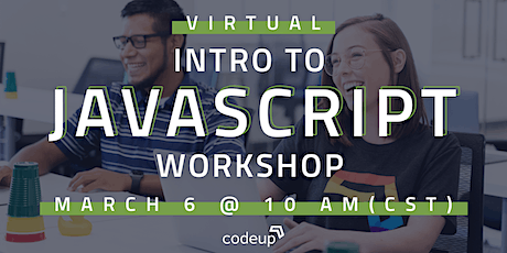 Codeup | Learn to Code Workshop: Javascript (Intro to Web Development) tickets