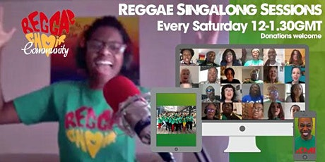 Reggae Choir Community Saturday Singalong Sessions tickets