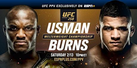 [[StREamS@//Live]]:-UFC 258: BURNS V USMAN FIGHT LIVE ON fReE 2021 tickets