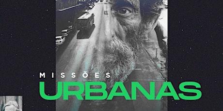 Seminário de Missões Urbanas ingressos