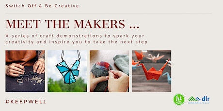 Meet the Makers - Leatherworking with Roy Gallagher tickets