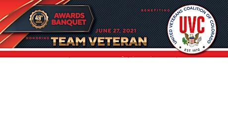 UVC  Awards Banquet tickets