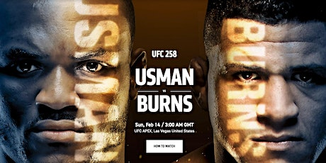 StrEams@!.MaTch Burns v Usman LIVE ON fReE 2021 tickets
