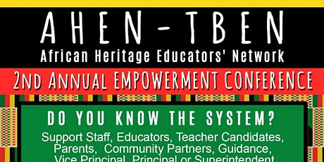2nd ANNUAL EMPOWERMENT CONFERENCE tickets