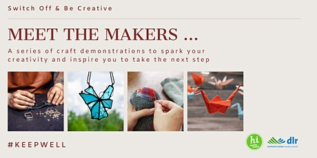 Meet the Makers - Stained Glass with Alison Byrne tickets
