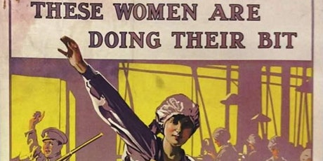London's Women of World War 1- A London Walks Virtual Tour tickets