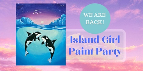 Island Girl Paint Party at Whitewall Brewery tickets