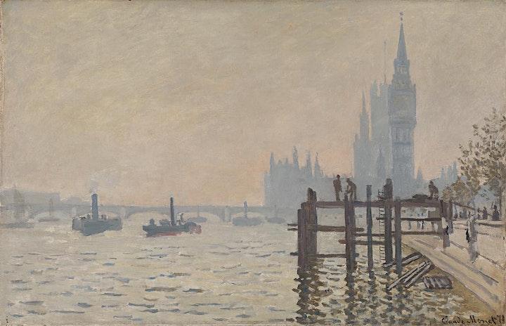 Art in London - A London Walks Virtual Tour Series image
