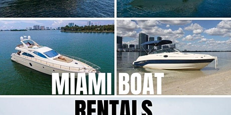 #YACHT RENTAL SAVAGE PARTY MIAMI tickets