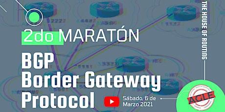 2do Maratón BGP entradas