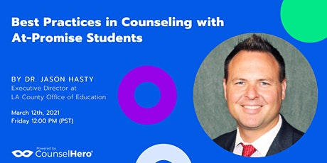 Best Practices in Counseling with At-Promise Students tickets