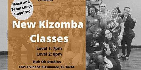 New Kizomba Classes(Kissimmee) tickets