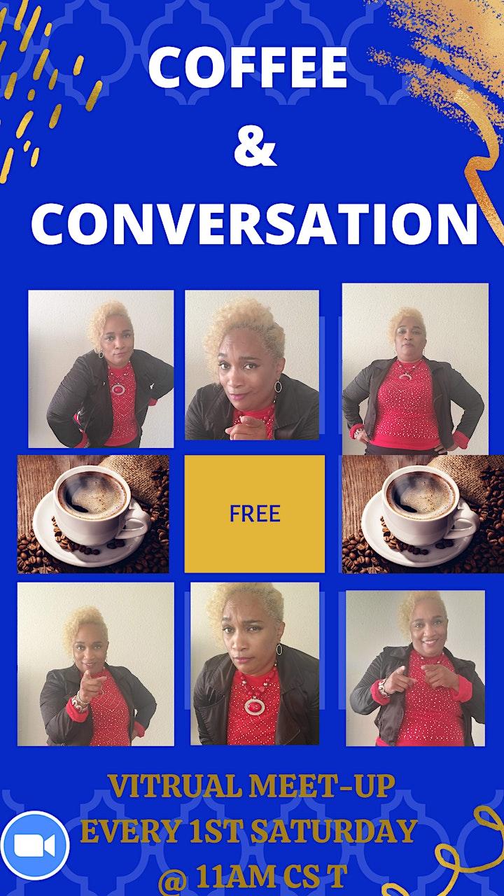 Coffee & Conversation image