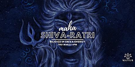 Maha Shiva-ratri Tulum | Thu, 11Mar - 6pm Onwards tickets