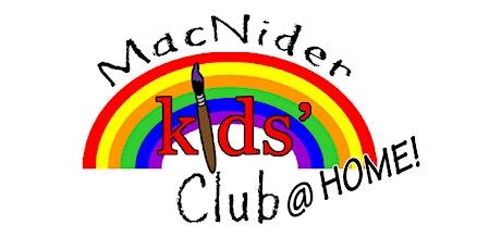 Kids' Club @ Home: In An Eggshell tickets