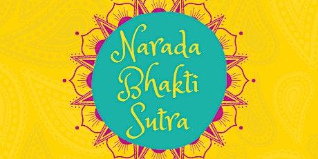 Naradha Bhakti Sutras tickets