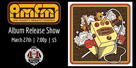 AMFM Symphonic Funk Box Album Release Show w/ Center City Drive tickets