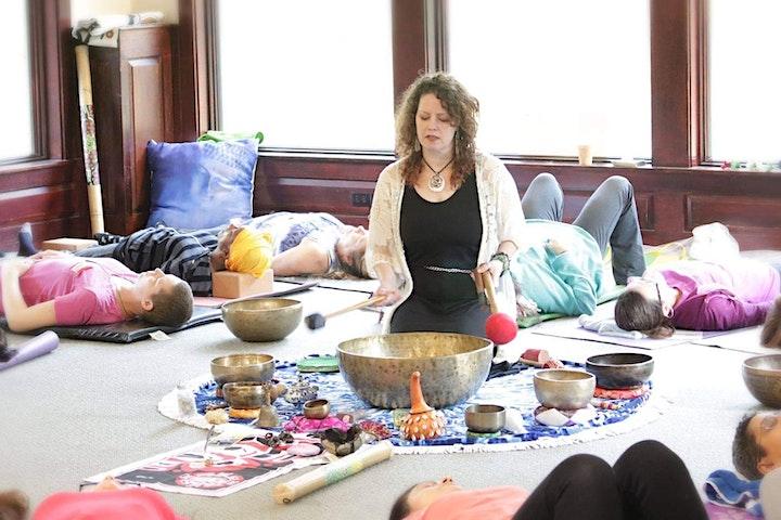 Virtual Spiritual Growth Circle & Meditation image