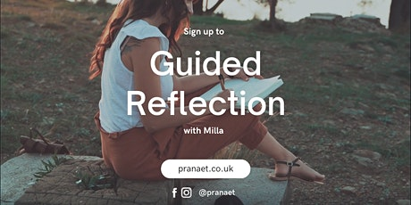 Guided Reflection (Journaling) for Self-Discovery & Wellbeing tickets