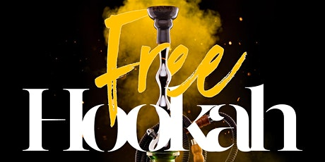 Free Hookah Every Tuesday - Friday at Amahle tickets