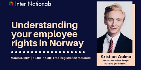 Understanding Your Employee Rights in Norway. tickets
