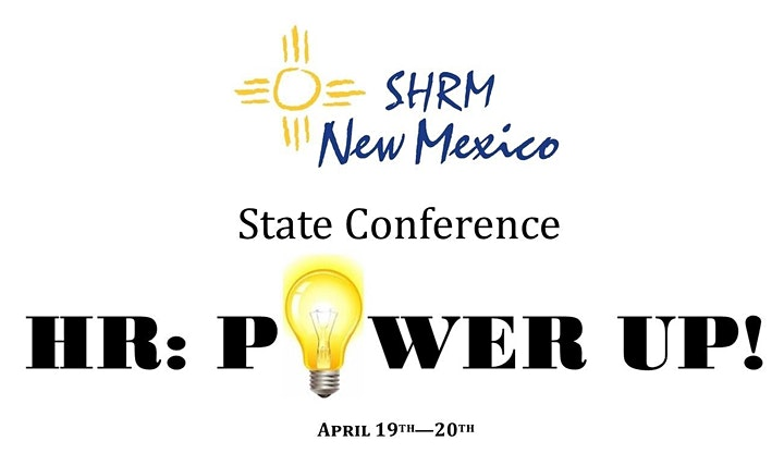 SHRM New Mexico 2021 State Conference image