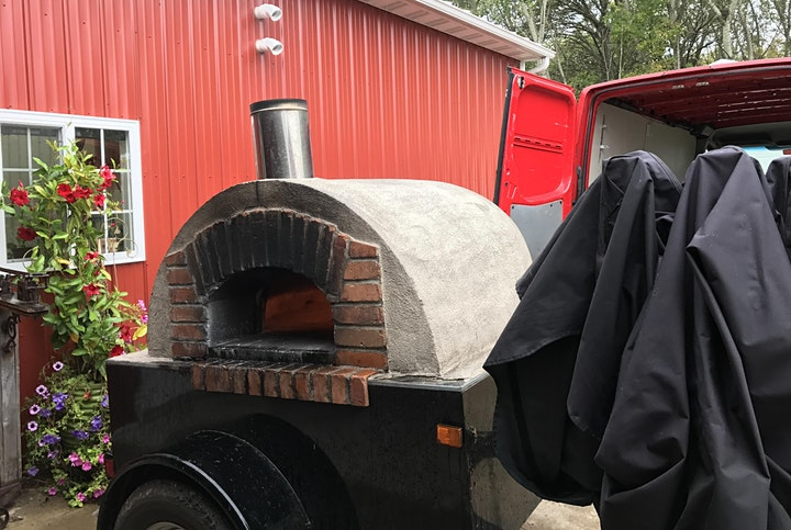 Wood Fired Pizza Night image