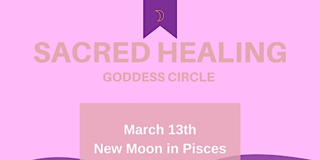 New Moon Goddess Circle - Vision Board tickets