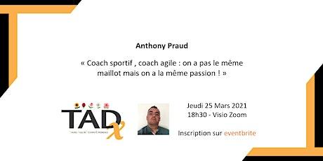 Coach sportif, coach agile : est-ce vraiement différent ? - TADx tickets