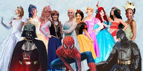 Syracuse Princess and Superhero Ball tickets