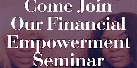 Financial Empowerment Seminar tickets
