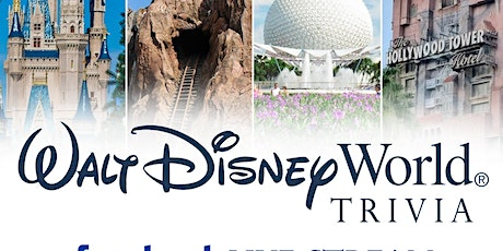 Walt Disney World Trivia Live-Stream tickets