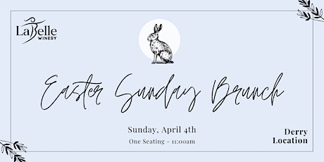 Easter Sunday Brunch - LaBelle Winery Derry tickets