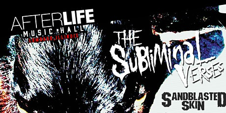 THE SUBLIMINAL VERSES • A Midwest Tribute to Slipknot tickets