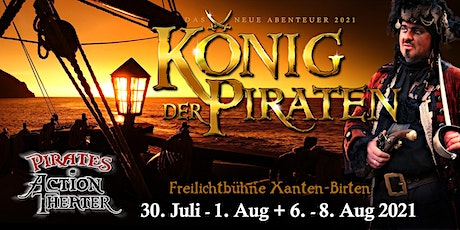 Pirates Action Theater Xanten 2020/2021 Tickets