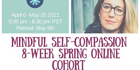 8-week Mindful Self-Compassion Course ONLINE tickets
