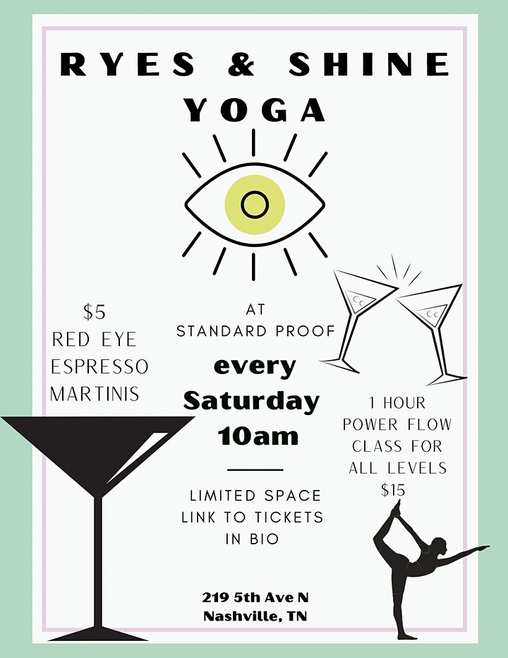 Ryes and Shine Yoga 2