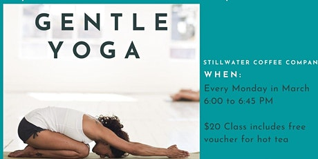 Spring in Your Step Gentle Yoga tickets