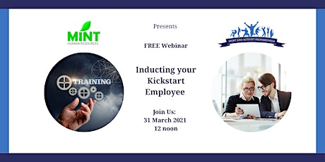 Inducting your Kickstart Employee tickets