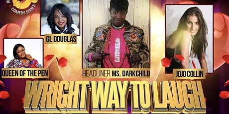 Wright Way to Laugh/ Women Month Show tickets