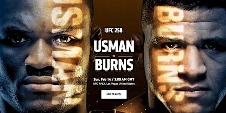 [[StREamS@//Live]]:- UFC 258: Usman v Burns FIGHT LIVE ON 2021 tickets