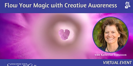 Flow Your Magic with Creative Awareness tickets