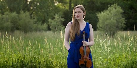 CVSO Concertmaster Julie Haring in Concert biglietti
