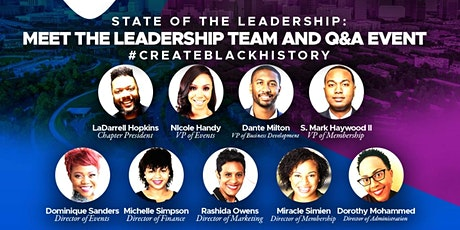 State of the Organization: Meet the Leadership Team and Q&A Event tickets