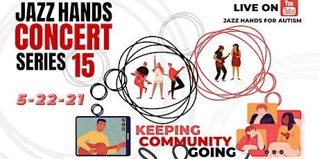 Jazz Hands Concert #15 tickets