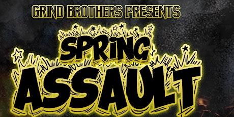 Spring Assault  21' tickets