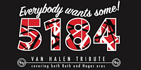 An Intimate Dining Experience with 5184 Van Halen Tribute tickets