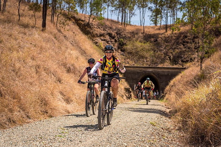 Toogoolawah 75 - Most Awesome BVRT  Bike Ride (75 km) image