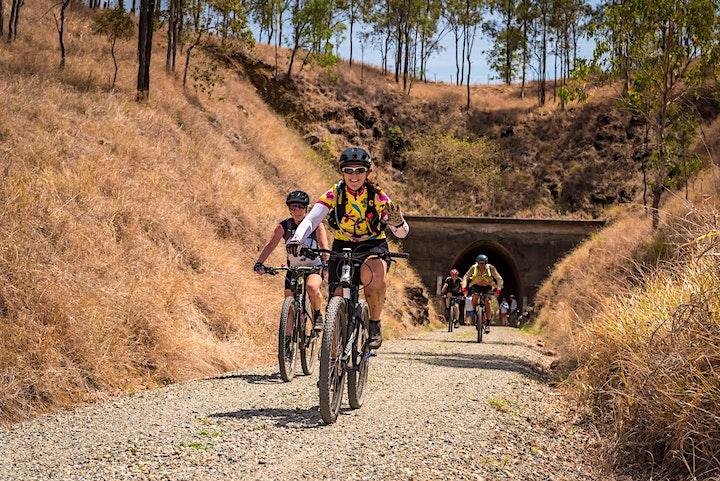 Toogoolawah 75 - Most Awesome BVRT  Bike Ride (75 km) image
