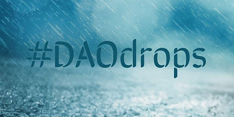 DAOdrops - Audio NFT Release Party tickets